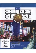 New York - Golden Globe Blu-ray-Cover