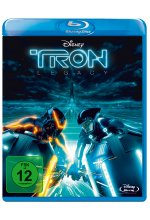 TRON: Legacy Blu-ray-Cover