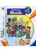 tiptoi - Lernbuch Die Welt der Musik