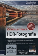HDR-Fotografie - Video-Lernkurs  (PC+MAC) Cover