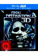 Final Destination 4  (inkl. 2D-Version) Blu-ray 3D-Cover