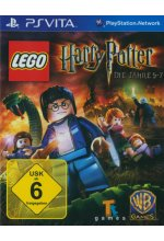 Lego Harry Potter - Die Jahre 5 - 7 Cover