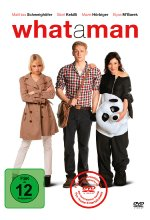 What A Man DVD-Cover