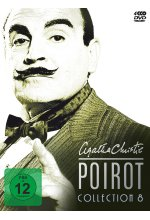 Agatha Christie - Poirot Collection 8 [4 DVDs]