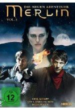 Merlin - Die neuen Abenteuer - Vol. 5 [3 DVDs]