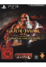God of War Complete Collection (God of War 1/2/3 + Chains of Olympus + Ghost of Sparta) Cover