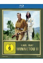 Winnetou 2 Blu-ray-Cover