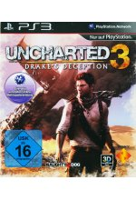Uncharted 3 - Drake's Deception Cover