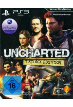 Uncharted - Trilogy Edition (Uncharted 1-3) Cover