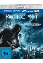 Priest  [SE] Blu-ray 3D-Cover