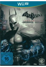 Batman: Akrham City - Armoured Edition