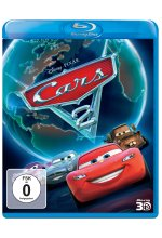 Cars 2 Blu-ray 3D-Cover