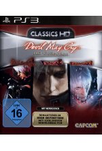 Devil May Cry - HD Collection Cover