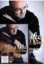 Play Like Jacques Stotzem (+ Noten-/Tabulaturenbuch)