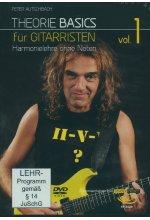 Peter Autschbach - Theorie Basics für Gitarristen Vol. 1  (+ Noten/Tabulaturenbuch)