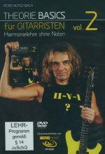 Peter Autschbach - Theorie Basics für Gitarristen Vol. 2  (+ Noten/Tabulaturenbuch)