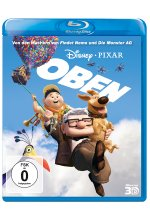 Oben Blu-ray 3D-Cover