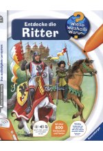 tiptoi - Lernbuch Entdecke die Ritter
