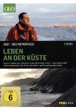 Leben an der Küste - 360° - GEO Reportage [3 DVDs]
