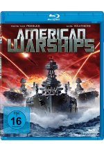 American Warships Blu-ray-Cover