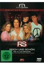 Reich und schön - Wie alles begann/Box 5 - Folgen 101-125 [5 DVDs]