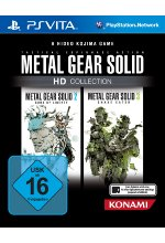 Metal Gear Solid - HD Collection Cover