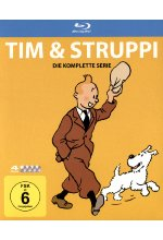 Tim & Struppi - Box [4 BRs]