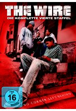 The Wire - Staffel 4 [5 DVDs]