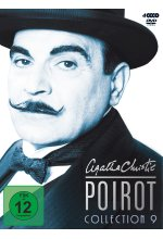 Agatha Christie - Poirot Collection 9 [4 DVDs]