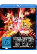 Full Metal Alchemist - The Sacred Star of Milos Blu-ray-Cover