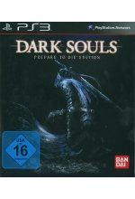 Dark Souls - Prepare to Die Edition Cover