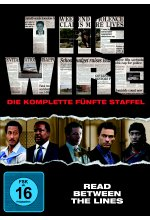 The Wire - Staffel 5 [4 DVDs]