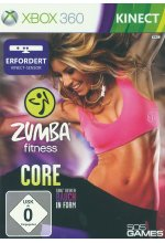 Zumba Fitness 3 Core (Kinect) Cover