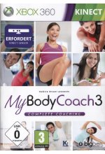 My Body Coach 3 - Complete Coaching (Kinect) Cover