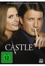 Castle - Staffel 4 [6 DVDs]