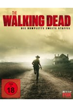 The Walking Dead - Die komplette zweite Staffel  [3 BRs] Blu-ray-Cover