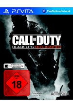 Call of Duty 9 - Black Ops: Declassified Cover