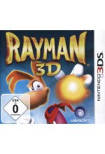Rayman 3D  [SWP] Cover