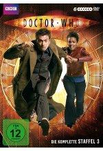 Doctor Who - Die komplette 3. Staffel [6 DVDs]