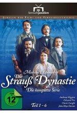Die Strauß-Dynastie - Teil 1-6 [3 DVDs]