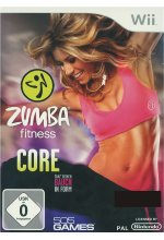 Zumba Fitness 3 Core Cover