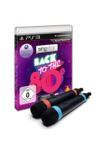SingStar - Back to the 80's + 2 Mikrofone Wireless Cover