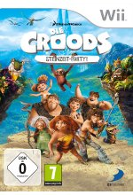 Die Croods: Steinzeit Party! Cover