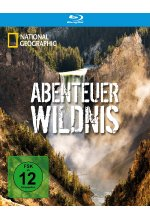 Abenteuer Wildnis - National Geographic  [2 BRs] Blu-ray-Cover