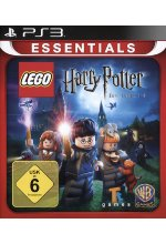 Lego Harry Potter - Die Jahre 1 - 4  [Essentials] Cover