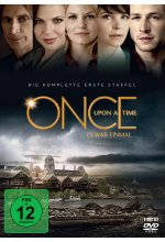 Once upon a time - Es war einmal... - Staffel 1  [6 DVDs] DVD-Cover