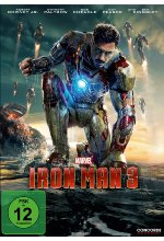 Iron Man 3 DVD-Cover
