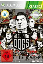Sleeping Dogs  [XBC] Cover