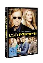 CSI: Miami - Season 10.2 [3 DVDs]