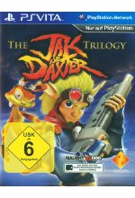 Jak and Daxter Trilogy Cover